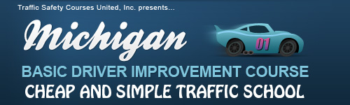 Michigan Online Basic Driver Improvement Course